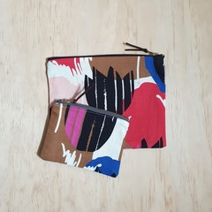 Gift pack special: OUMU zipper pouch and coin purse