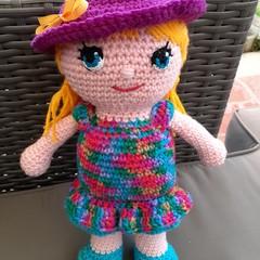 Feefee the doll
