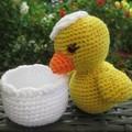 Quakka the duckling