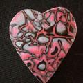 Brooch - heart