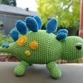 Toby the Stegosaurus