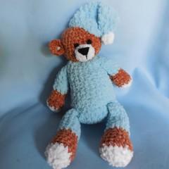 Teddy Bear/Amigurumi Style/Soft Toy