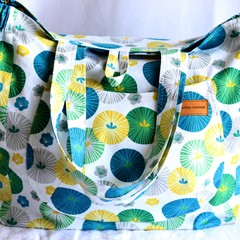 Cotton shopping bag, washable