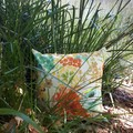 SET OF 45cm x 45cm OUTDOOR CUSHION COVERS
