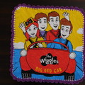 Wiggles Face Washers with Crocheted Edges