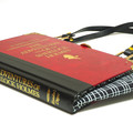 The Adventures of Sherlock Holmes - Arthur Conan Doyle - Bag made from a book