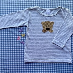 T-shirt - Size 0 - Bear