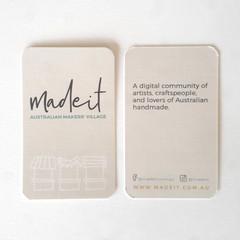 Seller Business Cards