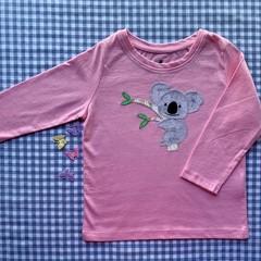 T-shirt - Size 1 - Koala
