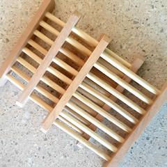 Soap Rack- Wooden