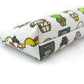 Star Wars Pencil Case - Kids Boys and Girls Pencil Pouch - Zip Pouch - Small Bag