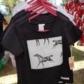 Wild Horses Boys Tee Shirt - Black