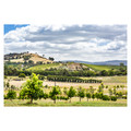 Yarra Valley Chocolaterie View - Laminated Poster A3