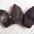 *Special * 3 beanies: (1-3yrs): Washable,boy, winter, soft