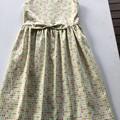 Cotton dress size 10