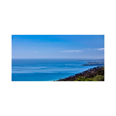 Arthur's Seat View 1x2 Panorama - Unframed Canvas or Poster