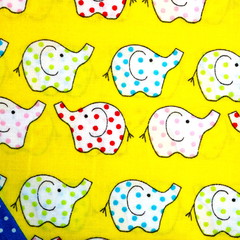 The Dumbo 2 - Handmade Cotton Face Mask