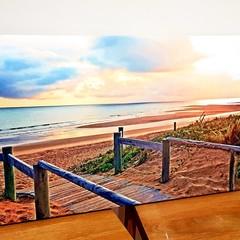 Tannum Sands Beach Canvas for Gladstone area/Tannum Sands/Boyne Island residents