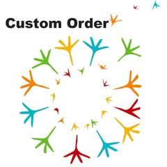 Book sets Custom Order