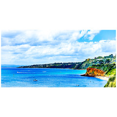 Mornington 1x2 Panorama - Unframed Canvas or Poster