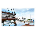 Marina 1x2 Panorama - Unframed Canvas or Poster