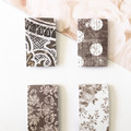 Magnetic Bookmarks - Vintage Floral