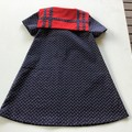Sailor dress for a 4 year old