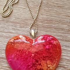Lush heart