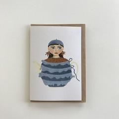 'Tea Lady'