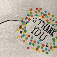 Thank You Gift Tag Card