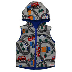 On The Track Vest