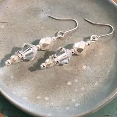 Sparkle & Shimmer Bridal Earrings