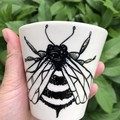 Bee cup