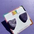 Purple Rain Medium Arc stud earrings