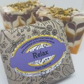 Artisan Soap Aromatherapy RELAX Mother's Day gift