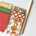LAST Button Tie Envelopes {6} Gift Card Coin Envelopes | Handmade Envelopes