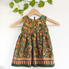 Ethical Batik Toddler Dress Size 2