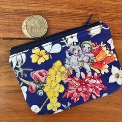 Coin purse - gum nut friends