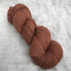 'Kelpie' 5ply hand dyed superfine merino yarn