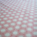 Pink Modern fabric - Cotton Fabric - Price per half metre
