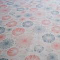 Modern Floral fabric - Cotton Fabric - Price per half metre