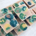 Soy Milk and Patchouli Soap