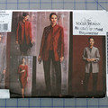 Vogue 2771 jacket, top, dress, skirt and pants pattern. Sizes 14 - 18. Uncut.