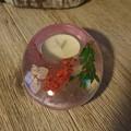 Flower tealight