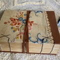 The Old Cabin handmade journal