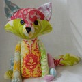 Lucky the Fox - Soft toy