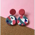 Garden Pary Dangle Earrings