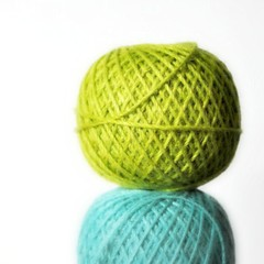 Chunky Lime Twine {10m}  | Chunky Twine | Green Twine | Rustic Green Twine