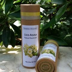 Coco Aquila Natural Deodorant I Vegan I Palm Oil Free I Zero Waste