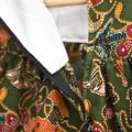 Sustainable Batik Toddler Dress Size 1